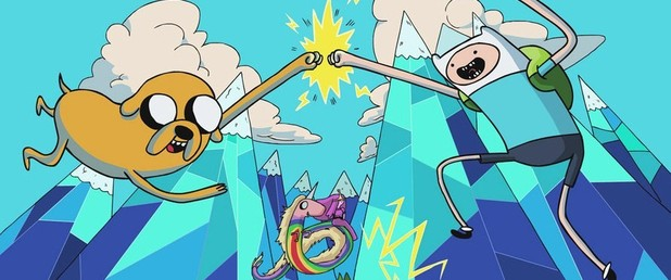 Adventure Time: Hey Ice King! Why'd you steal our garbage?