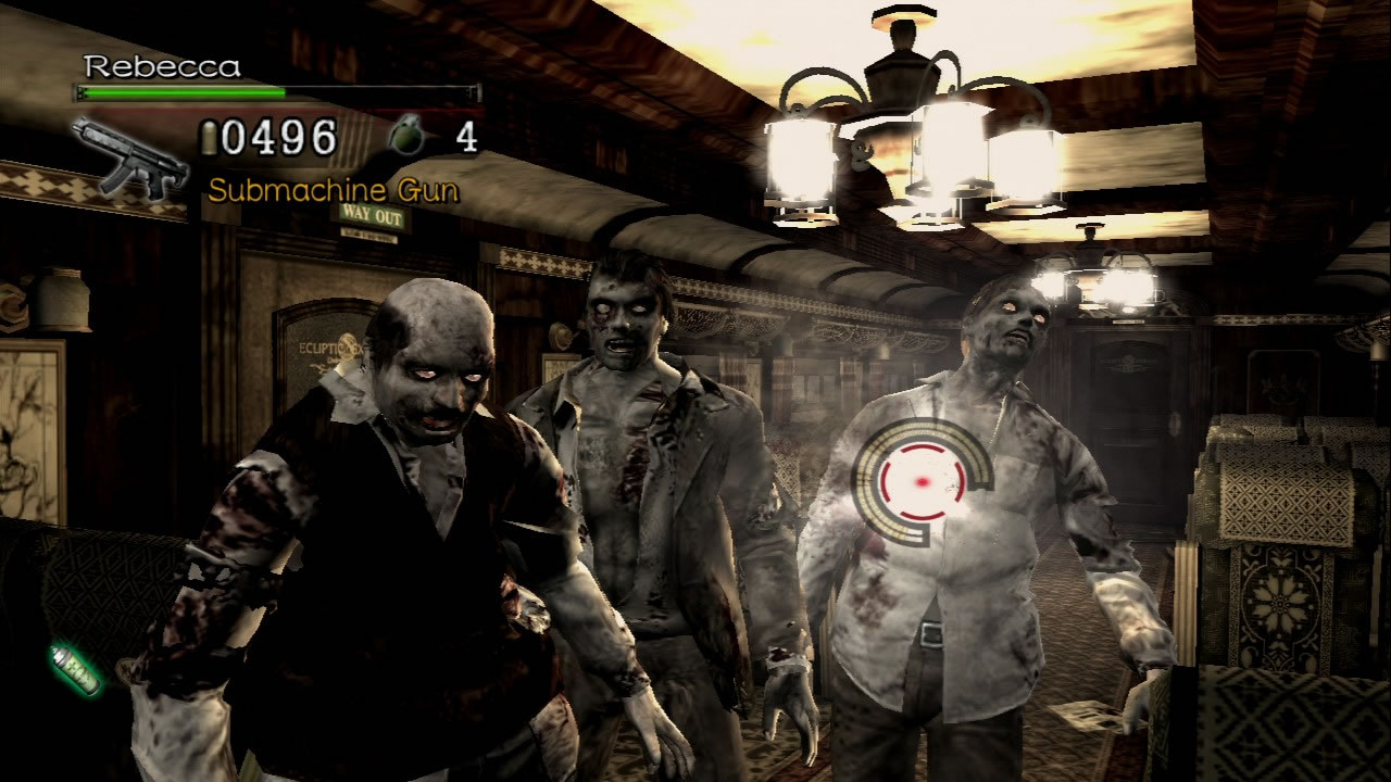 Resident Evil: Chronicles HD