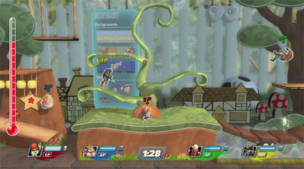 PlayStation All-Stars Battle Royale Screenshot - PS All-Stars