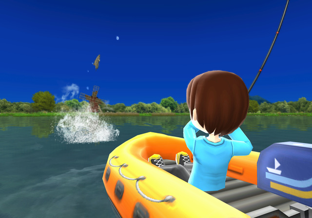 Fishing Resort Screenshot - 1113263