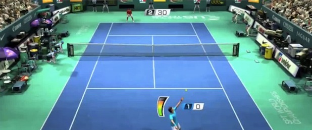 Virtua Tennis 4: World Tour - Feature
