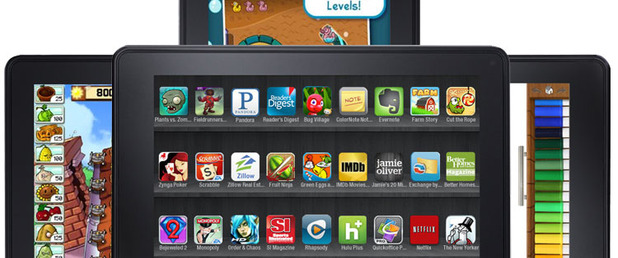 Kindle Fire - Feature