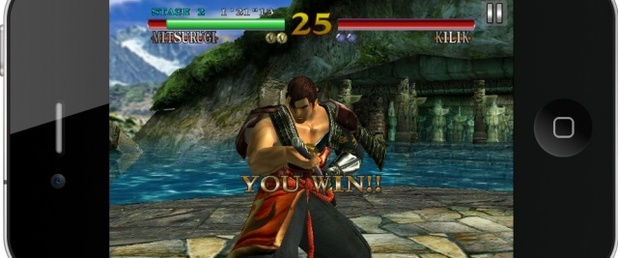 Soul Calibur (iOS) - Feature