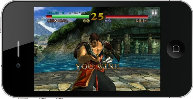 Soul Calibur (iOS) Screenshot - 1113302