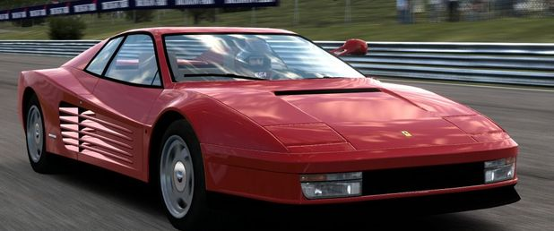 Test Drive: Ferrari Legends