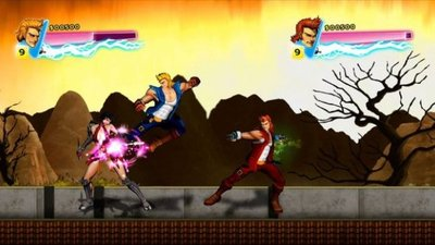 Double Dragon Neon Screenshot - 1113322