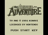 Castlevania: The Adventure Image