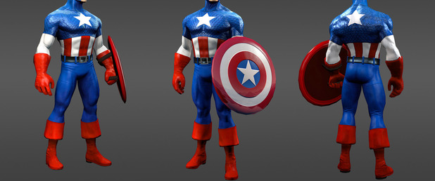 Marvel Heroes - Feature