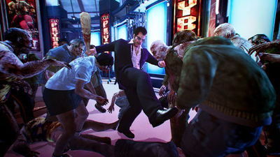 Dead Rising 2: Off the Record Screenshot - Dead Rising 2: Off the Record