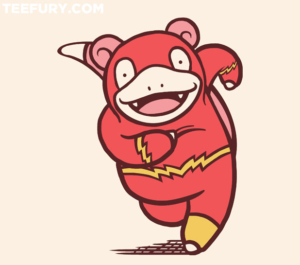 teefury.com flashpoke