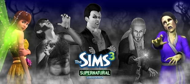 The Sims 3 Supernatural Screenshot - 1113489