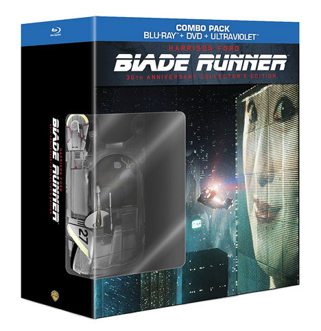 Blade Runner blu-ray 30th anniversary