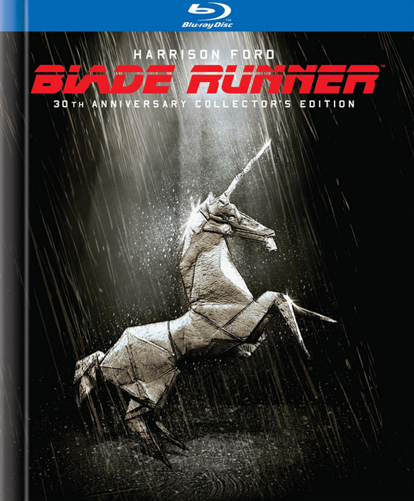 Blade Runner 30th Anniversary Collector's Edition (4-Disc Blu-ray / DVD +UltraViolet Digital Copy Combo Pack)