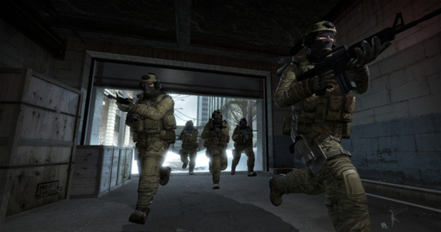 Counter-Strike: Global Offensive - Feature