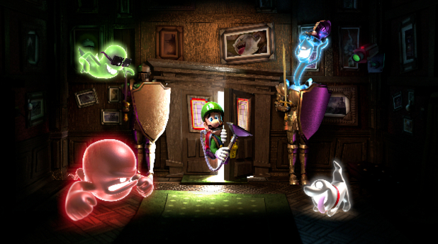 Luigi's Mansion: Dark Moon Screenshot - 1113528