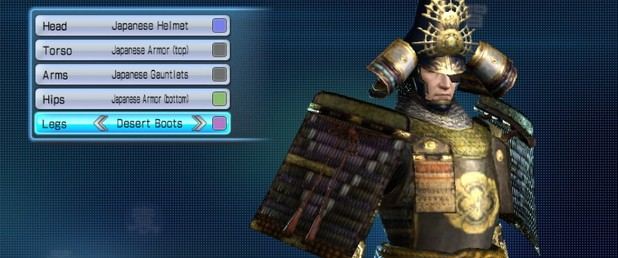 Dynasty Warriors: NEXT - Feature