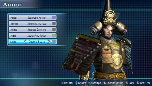 Dynasty Warriors: NEXT Screenshot - 1113547
