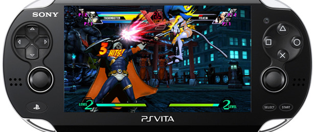 Ultimate Marvel vs. Capcom 3 (Vita) - Feature