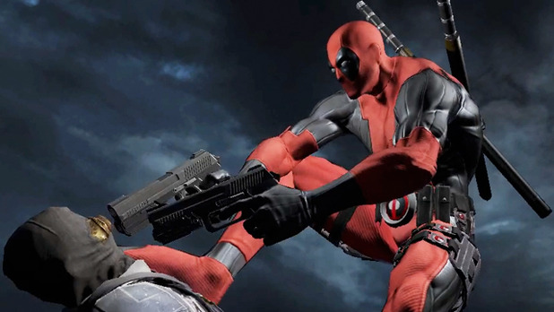 Deadpool Screenshot - Deadpool Game