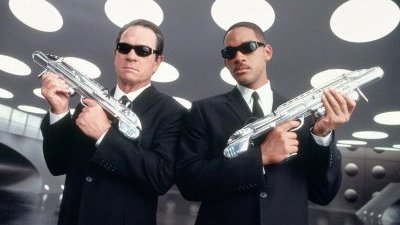 Men in Black Screenshot - 1113721