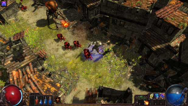 Path of Exile - Feature