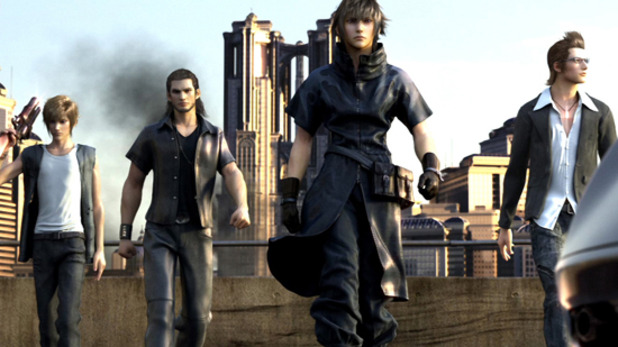 Final Fantasy XV Screenshot - FF Versus 13