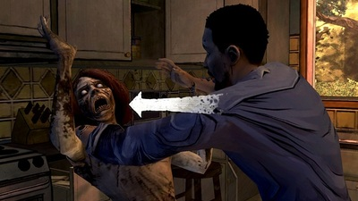 The Walking Dead Screenshot - 1114122
