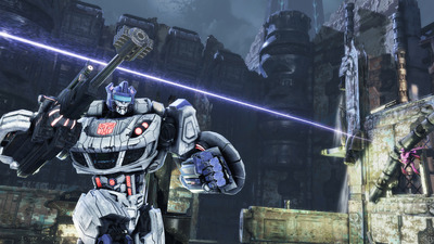 Transformers: Fall of Cybertron Screenshot - 1114180
