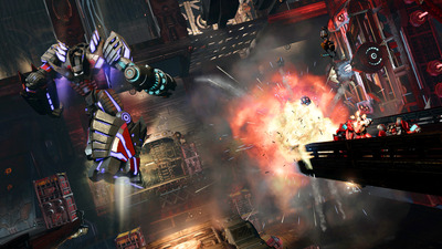 Transformers: Fall of Cybertron Screenshot - 1114183
