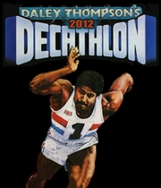 Daley Thompson's Decathlon Boxart