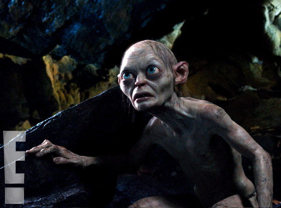 gollum the hobbit