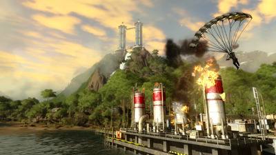 JUST CAUSE 2 Screenshot - Just Cause 2