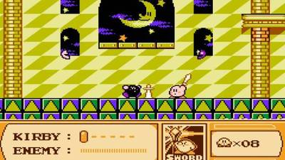 Kirby's Dream Collection Screenshot - 1114310