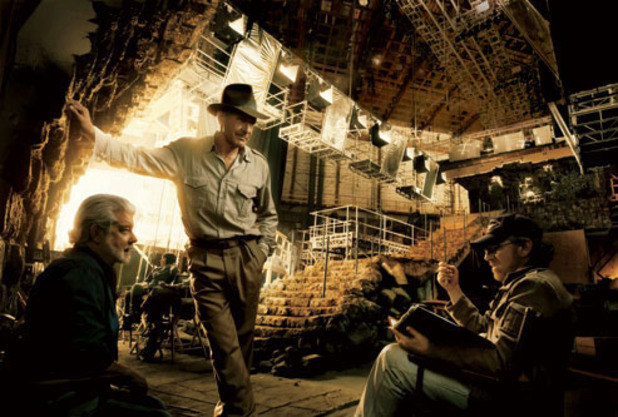 indiana jones steven spielberg george lucas