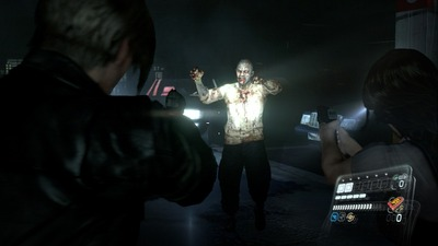 Resident Evil 6 Screenshot - RE6