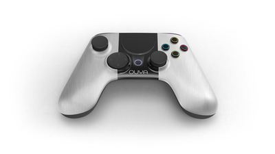 Screenshot - Ouya Controller Prototype
