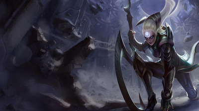 League of Legends Screenshot - diana league of legends