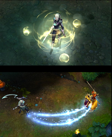 diana league of legends abilities