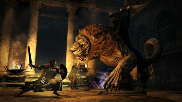 Dragon&#x27;s Dogma