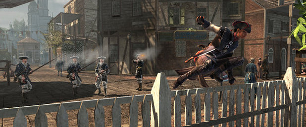 Assassin's Creed III: Liberation - Feature