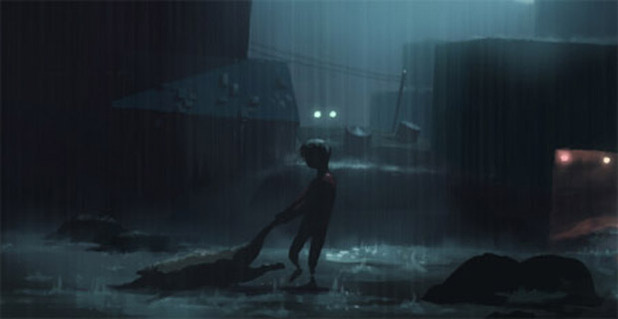 LIMBO Screenshot - Project 2