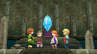 Final Fantasy III Screenshot - Ouya FF3
