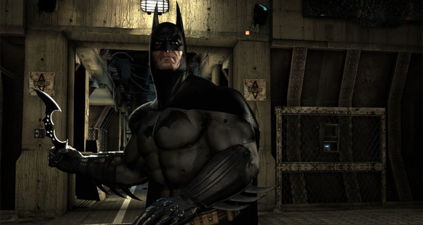 Batman: Arkham Asylum Screenshot - B:AA