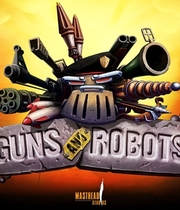 GUNS and ROBOTS Boxart