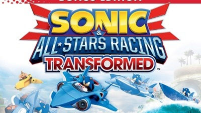 Sonic & All-Stars Racing Transformed Screenshot - 1115060