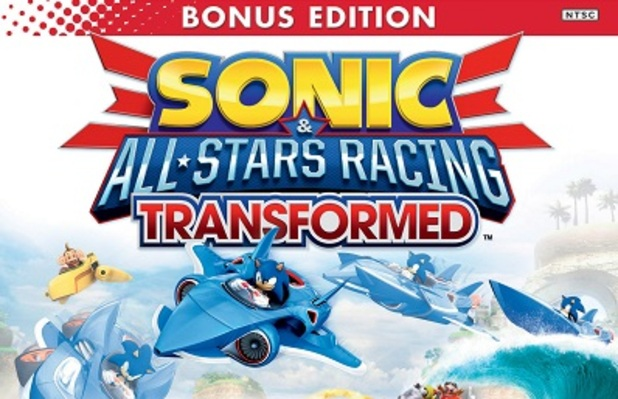 Sonic & All-Stars Racing Transformed Screenshot - 1115061