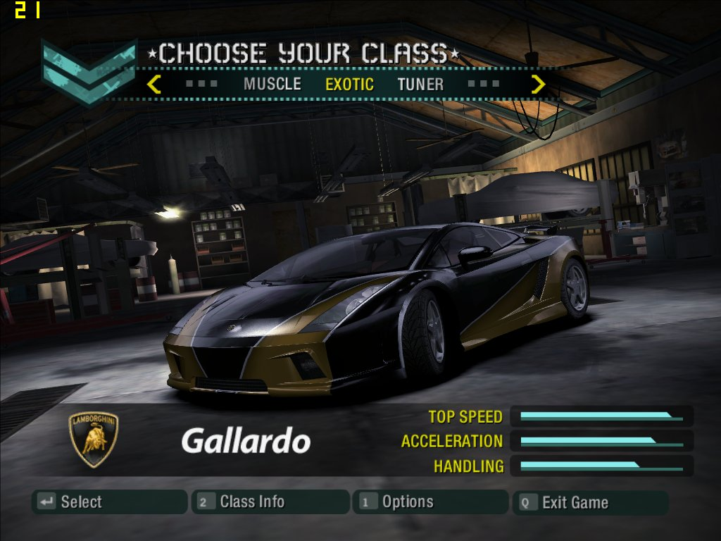 Car Games Need For Speed To Play Now