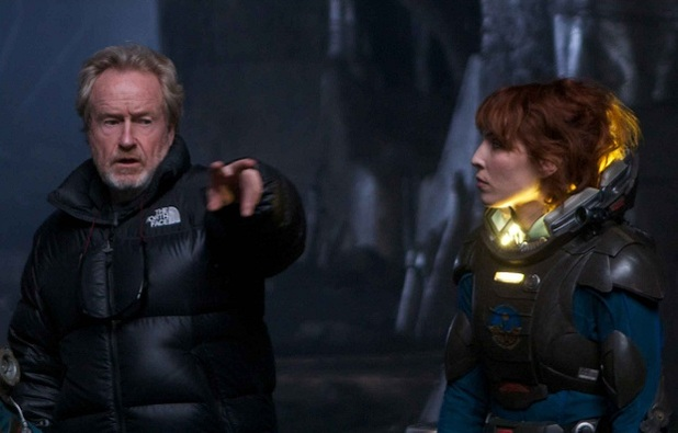 prometheus sequel ridley scott