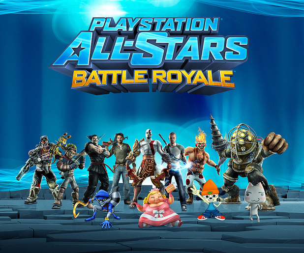 PlayStation All-Stars Battle Royale Screenshot - 1115196