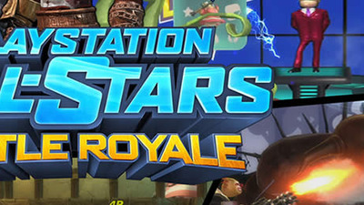 PlayStation All-Stars Battle Royale Screenshot - 1115212